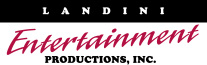 Landini Entertainment Logo